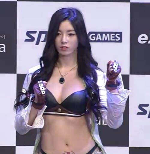 `철권7` 유승옥, 서양몸매? 항아리몸매?